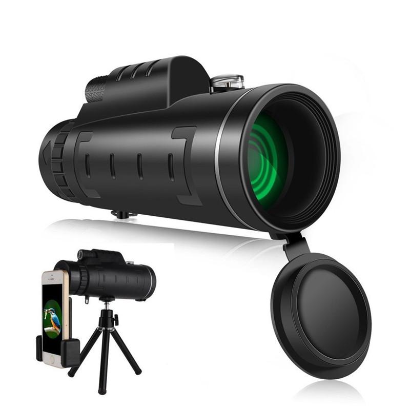 Dual Focus Telescope Lens with Dust Cap